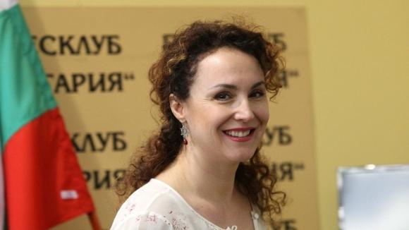 Мария Петрова: Ако бъда избрана за президент, за мен това ще е чест и голяма отговорност