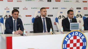 Хайдук с нов треньор