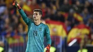 Кепа може да поеме към Реал през януари