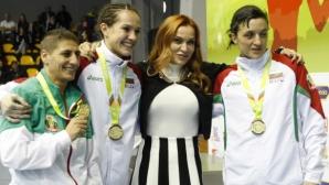 Българка оглави световния женски бокс