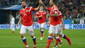 Русия впечатли срещу Испания и не загуби в голов спектакъл (видео)