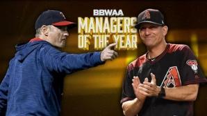 """Треньорите на Минесота и Аризона са """"Мениджъри на годината"""""""