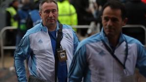 Мъри разби треньорската конкуренция в Казахстан
