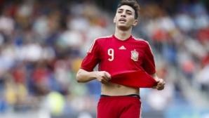 Мунир се мъчи да се присъедини към Мароко, въпреки че игра за Испания