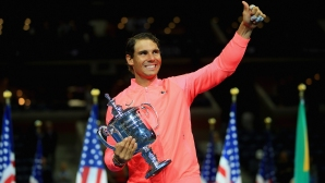 """""""Евроспорт"""" ще излъчва US Open до 2022 г."""