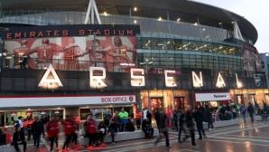 Феновете на Арсенал продължават да плащат най-много, тези на Ливърпул и Тотнъм ги гонят
