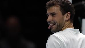 Вариантите Григор Димитров да завърши годината в топ 3