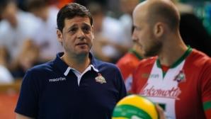 Пламен Константинов срещу Ники Пенчев в Шампионската лига
