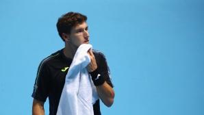 Кареньо Буста: Григор играе с увереност