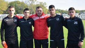 """Акрапович развърта метлата на """"Лаута"""""""