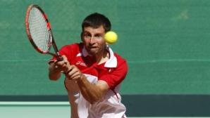 Лазов загуби на полуфиналите в Анталия