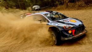 Нювил стана най-успешният пилот във WRC за сезона, но въпреки това - отново втори