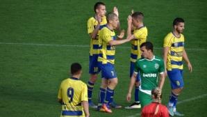 Марица и Лудогорец 2 си вкараха шест гола