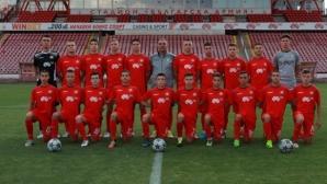 """""""Червените"""" юноши с победа над Септември"""