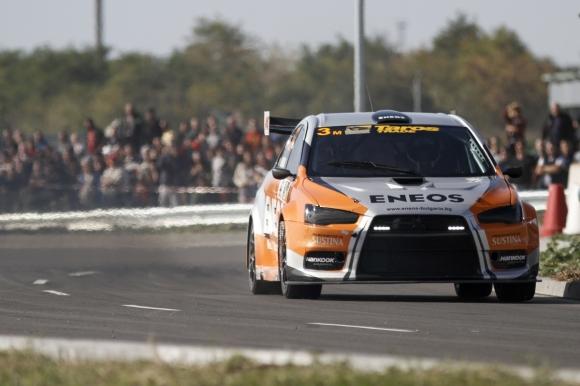 Константин Маршавелов доминира в последното състезание за годината