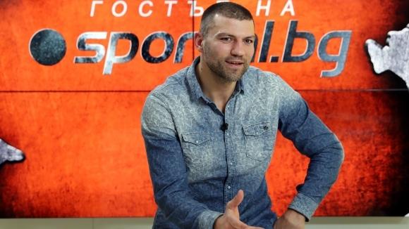 Тервел Пулев пред Sportal.bg за разликите в аматьорския и профи бокса