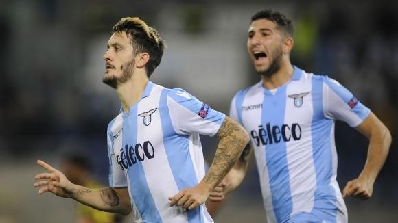 Резервите на Лацио не биха, Ница и Балотели стигнаха елиминациите (видео)