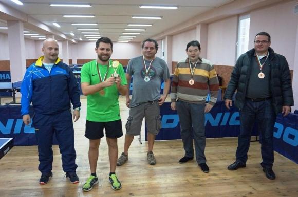 Нови шампиони на Медийната лига по тенис на маса