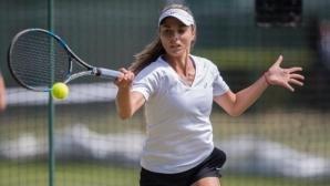 Лек спад за Виктория Томова в световната ранглиста по тенис