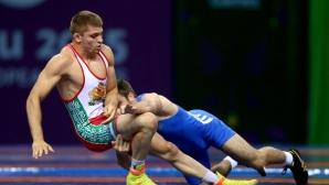 Бронз за Мирослав Киров от турнир в Русия