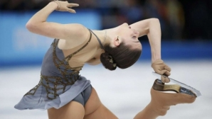 Олимпийската шампионка от Сочи участва в спектаклите на Плюшченко