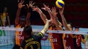 Теодор Тодоров заби 5 блока, Галатасарай с победа №4 в Турция