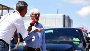 Екълстоун предупреди, че новите двигатели ще се окажат скъпи и ненужни