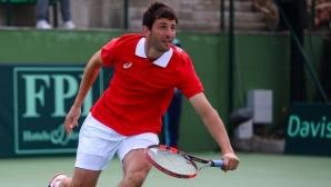 Успешно начало за Лазов на поредния турнир в Анталия