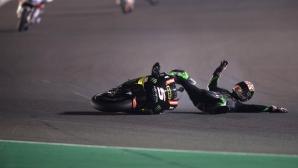 MotoGP постави рекорд за катастрофи през сезона (анализ)