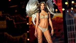 Невероятно, но факт! Наш национал ходи с ангел на Victoria's Secret (видео + снимки)