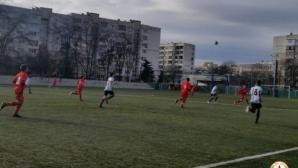 Юношите на ЦСКА-София се наложиха над ДИТ