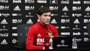 Лоша новина за Валенсия преди сблъсъка с Барса