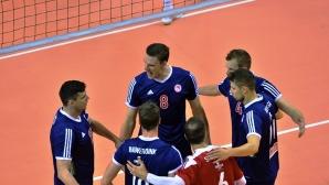 Тодор Алексиев и Олимпиакос тръгнаха с лесна победа в Чалъндж къп