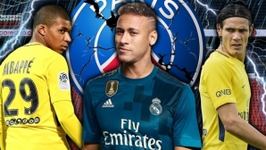 Попитаха Неймар за Реал Мадрид и той… (видео)