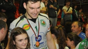 Велизар Чернокожев вече е волейболист на турския гранд Халкбанк