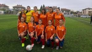 Олимпия (Шумен) ще участва в Стара Загора във втория турнир по футбол за девойки до 17 г.