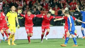 БФС: Ако беше приет оздравителен план, ЦСКА влизаше веднага в новата Първа лига