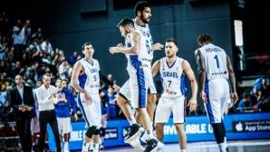 Израел откри квалификациите с победа