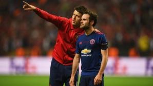 Ас на Юнайтед наскоро опериран за проблем със сърцето