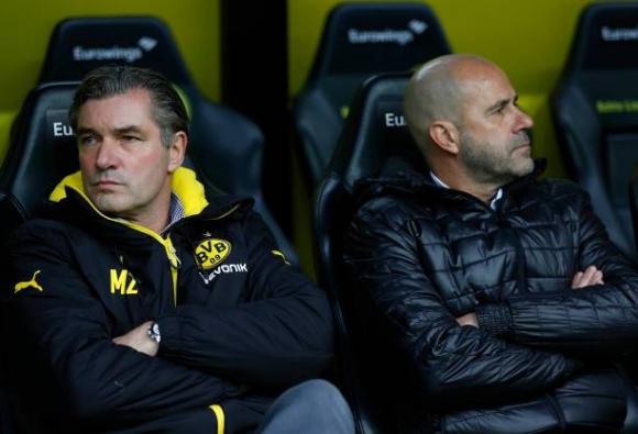 Защо Бос трябва да си тръгне от Дортмунд