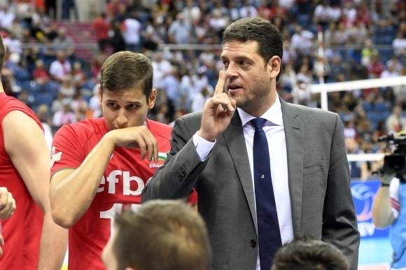 Пламен Константинов: Трябва да вземем максимален брой победи в групата
