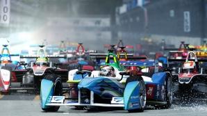 Автомобилната надпревара на бъдещето по БНТ HD