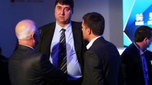 Борислав Кьосев: Групата ни не е лоша, но не е и добра