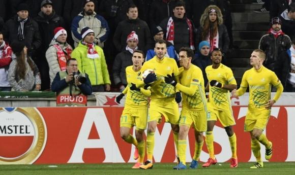 Мъри и Астана си извоюваха правото да играят в Лига Европа и напролет (видео)