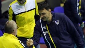 Владо Николов: Надявам се с новото попълнение да повишим нивото си (видео)