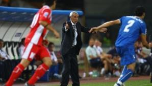 България води преговори със световноизвестен треньор за контрола