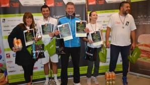 ЕВРОМАТ МР вдигнаха купата в тенис турнира на Holiday Heroes