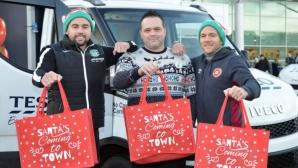 Шотландски клубове с благородна инициатива на Коледа