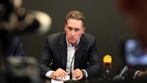Домусчиев: Няма ултиматум към Херо, очаквам да победим