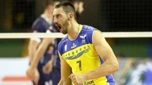 Николай Учиков: Чувствам се добре и много щастлив след напускането